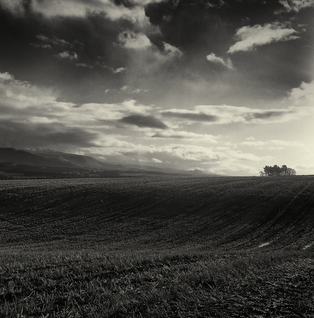 Pennines and fields