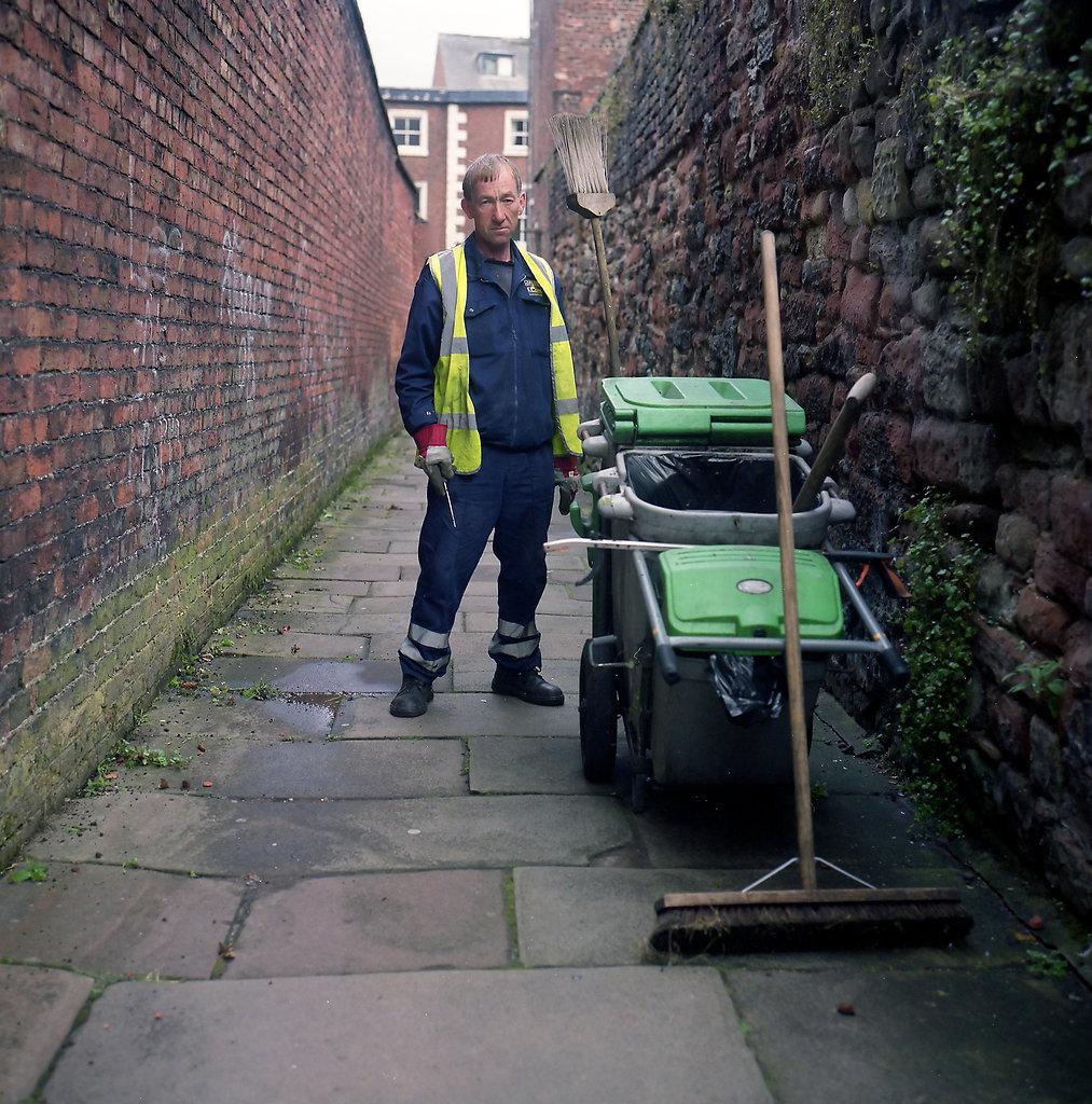 Carlisle street cleaner